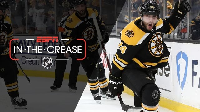 Mon, 5/13 - In the Crease: Raining goals at TD Garden