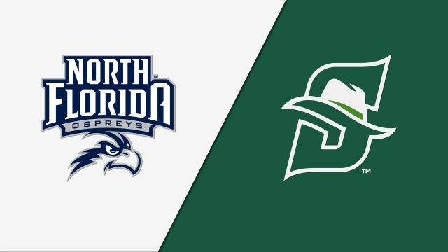North Florida vs. Stetson (Baseball)