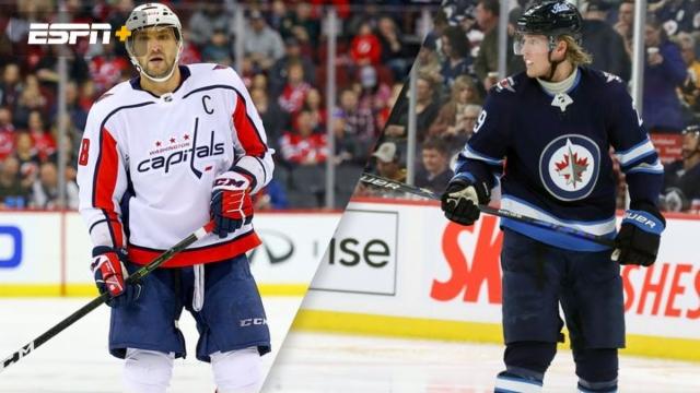 Washington Capitals vs. Winnipeg Jets