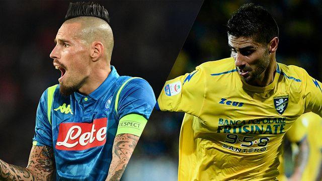 Napoli vs. Frosinone