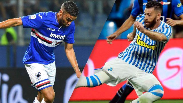 Sampdoria vs. SPAL (Serie A)