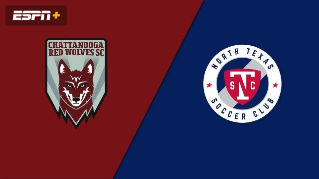 Chattanooga Red Wolves SC vs. North Texas SC (USL League One)