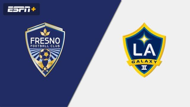 Fresno FC vs. LA Galaxy II (USL Championship)