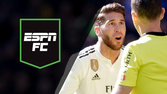 Sun, 2/17 - ESPN FC: Ramos breaks La Liga record