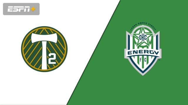 Portland Timbers 2 vs. OKC Energy FC (USL Championship)