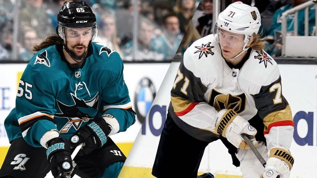 San Jose Sharks vs. Vegas Golden Knights