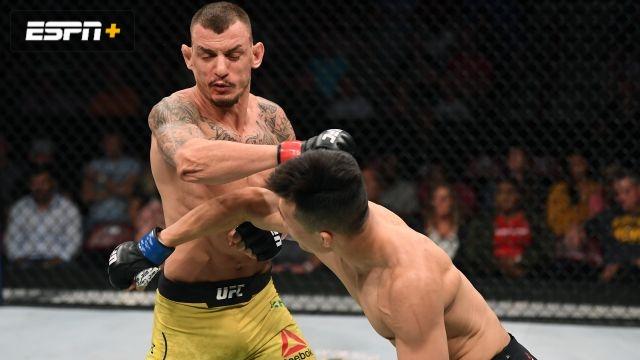 In Spanish - UFC Fight Night: Moicano vs. The Korean Zombie (Main Event)