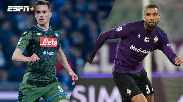Napoli vs. Fiorentina