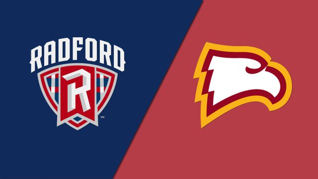Radford vs. Winthrop (W Basketball)