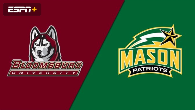 Bloomsburg vs. George Mason (Wrestling)