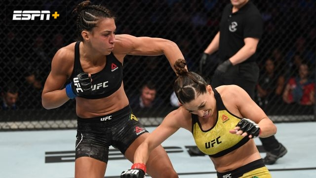 Mackenzie Dern vs. Amanda Ribas (UFC Fight Night: Joanna vs. Waterson)