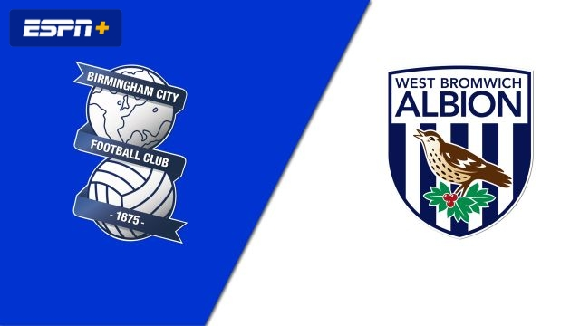 Birmingham City vs. West Bromwich Albion (English League Championship)