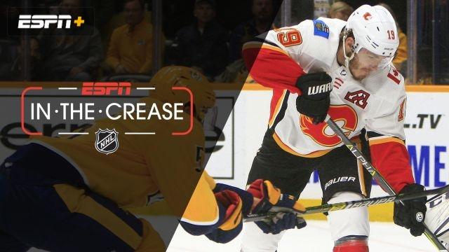 Fri, 11/1 - In the Crease: Tkachuk, Flames visit Preds