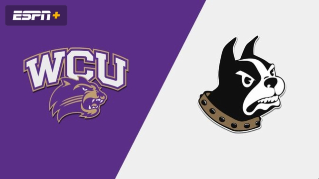 Western Carolina vs. Wofford (M Basketball)