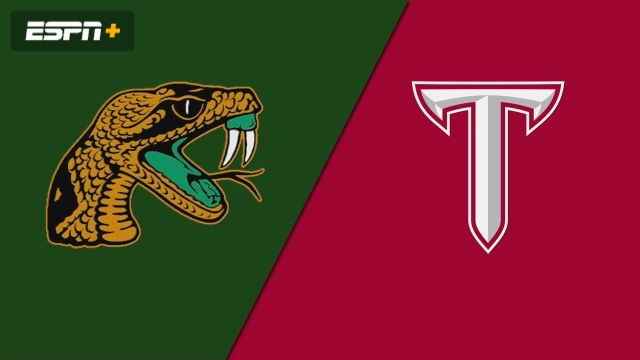 Florida A&M vs. Troy (W Volleyball)
