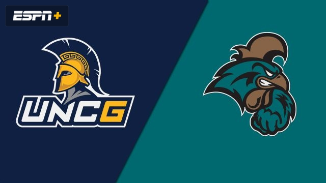 UNC Greensboro vs. Coastal Carolina (W Basketball)