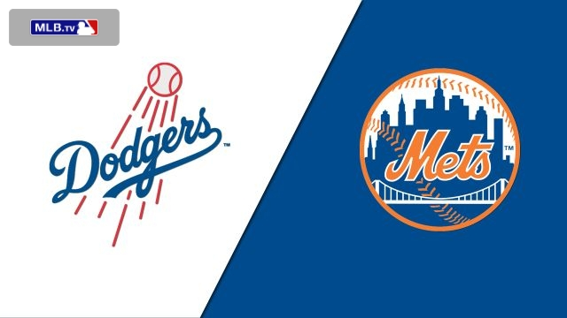 Los Angeles Dodgers vs. New York Mets