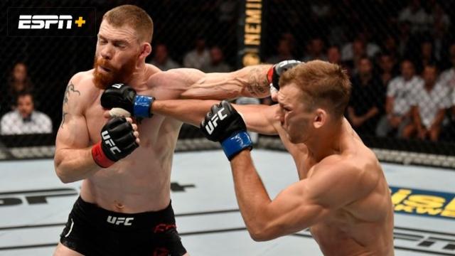 Paul Felder vs. Dan Hooker (UFC Fight Night: Felder vs. Hooker)