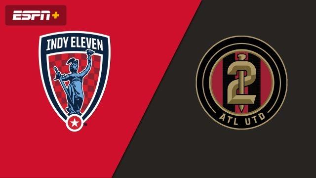 Indy Eleven vs. Atlanta United FC 2 (USL Championship)