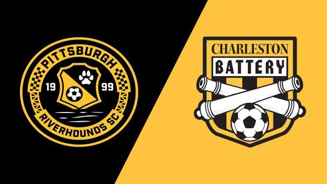 Pittsburgh Riverhounds SC vs. Charleston Battery