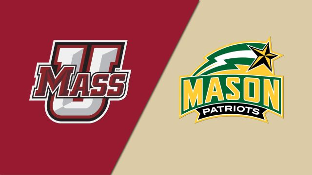 UMass vs. George Mason (M Basketball)
