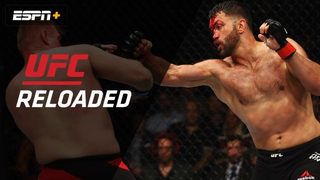 UFC Fight Night: Arlovski vs. Barnett
