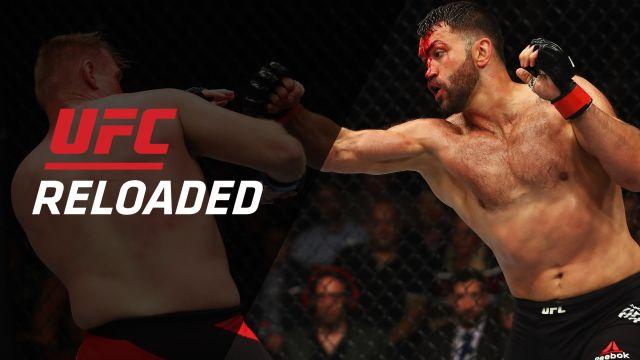 UFC Fight Night: Arlovski vs. Barnett