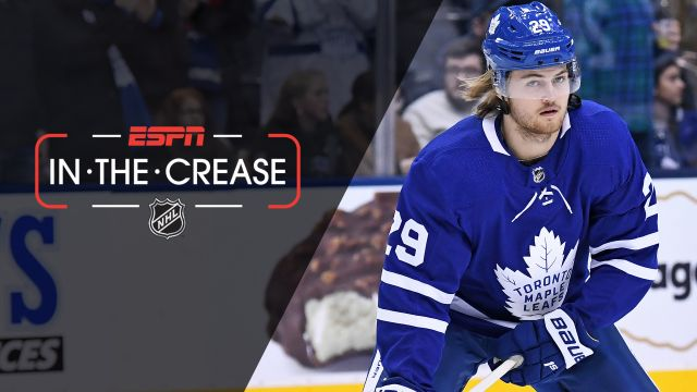 Thu, 12/6 - In the Crease: Leafs fall in Nylander's debut