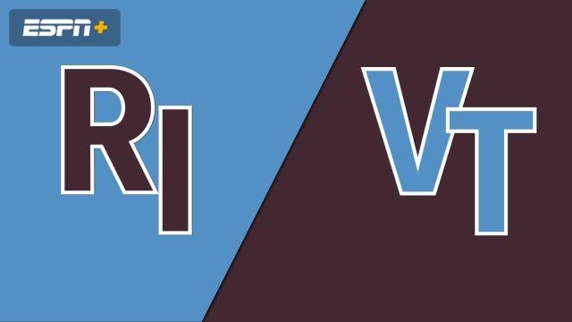 Barrington, RI vs. Bradford, VT (New England Regional)