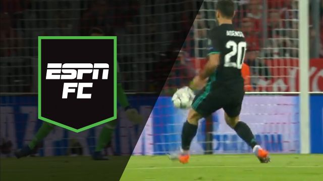 Wed, 4/25 - ESPN FC