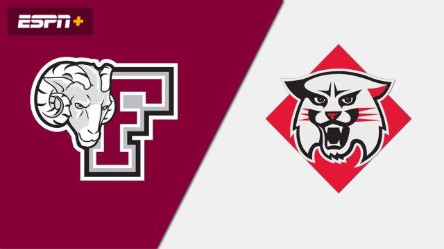 Fordham vs. Davidson (W Basketball)