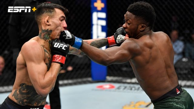 Andre Fili vs. Sodiq Yusuff (UFC 246)