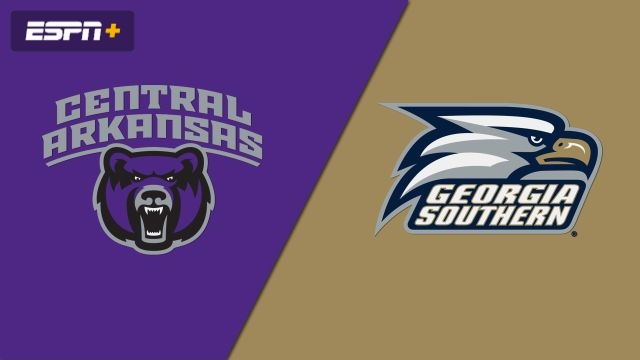 Central Arkansas vs. Georgia Southern (M Soccer)
