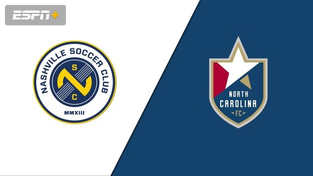 Nashville SC vs. North Carolina FC (USL Championship)