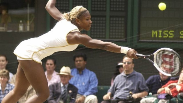 2002 Women's Wimbledon Final