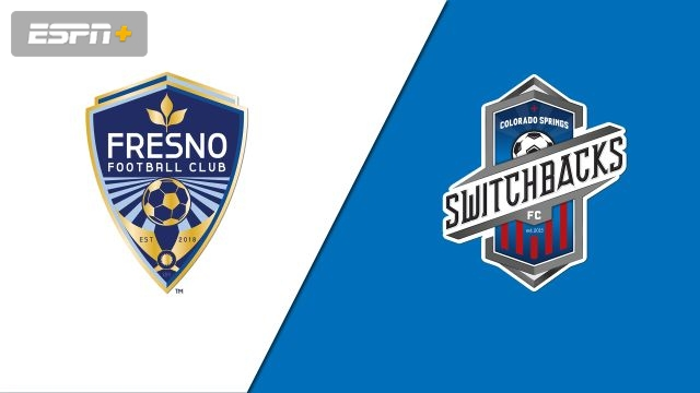 Fresno FC vs. Colorado Springs Switchbacks FC (USL Championship)