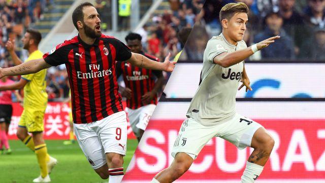 AC Milan vs. Juventus (Serie A)
