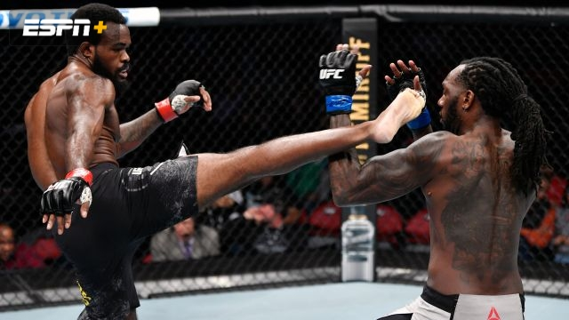 Bevon Lewis vs. Dequan Townsend (UFC Fight Night: Blaydes vs. Dos Santos)