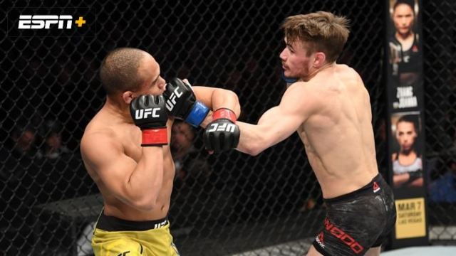 John Dodson vs. Nathaniel Wood (UFC Fight Night: Anderson vs. Blachowicz 2)