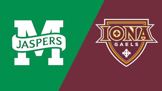 Manhattan vs. Iona (W Soccer)