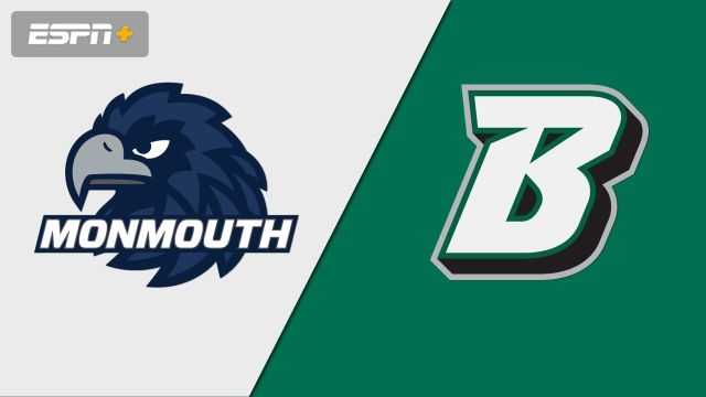 Monmouth vs. Binghamton (M Soccer)