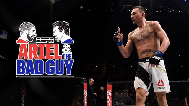 Wed, 12/5 - Ariel & The Bad Guy: UFC 231 preview