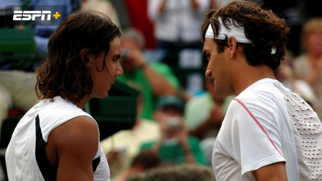2006 Men's Wimbledon Final