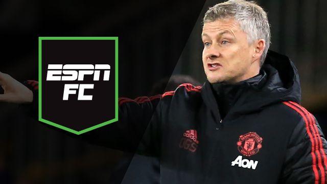 Mon, 3/18 - ESPN FC: Solskjaer's shaky future