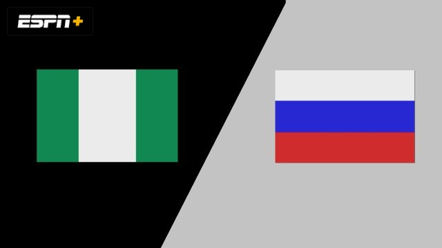 Nigéria vs. Russia (Group Phase)