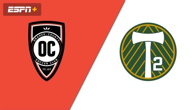 Orange County SC vs. Portland Timbers 2 (USL Championship)