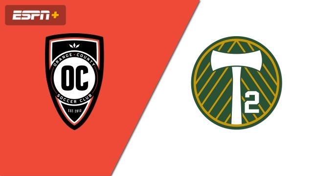 Orange County SC vs. Portland Timbers 2 (USL Championship)