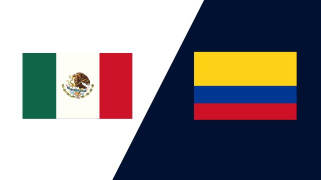 Mexico vs. Colombia  (2018 FIL World Lacrosse Championship)