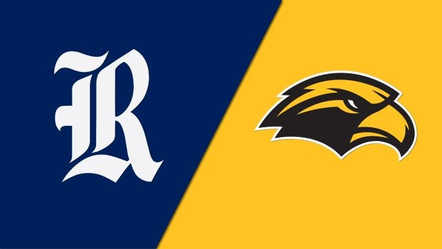 Rice vs. Southern Mississippi (Game 2) (Baseball)