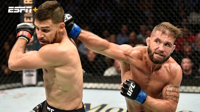 Yair Rodriguez vs. Jeremy Stephens (UFC Fight Night: Reyes vs. Weidman)